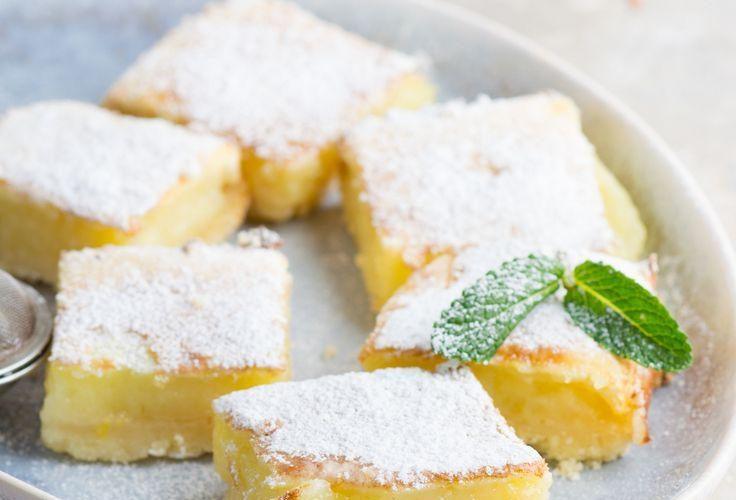 3 ий этап торт лимонный