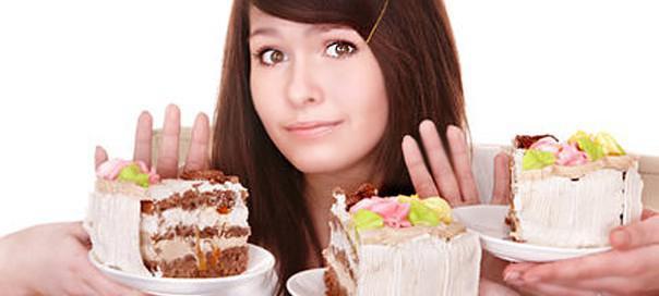 Как не сорваться после диеты