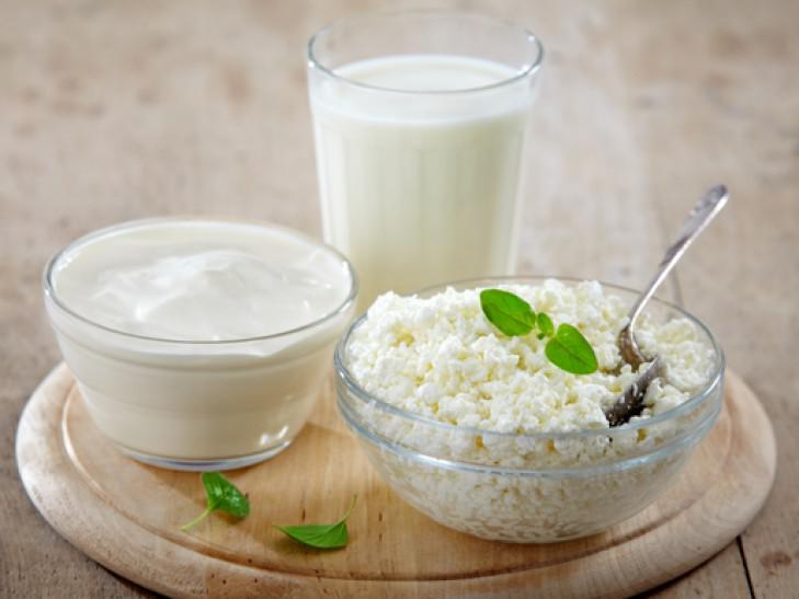 Молочные продукты по Дюкану