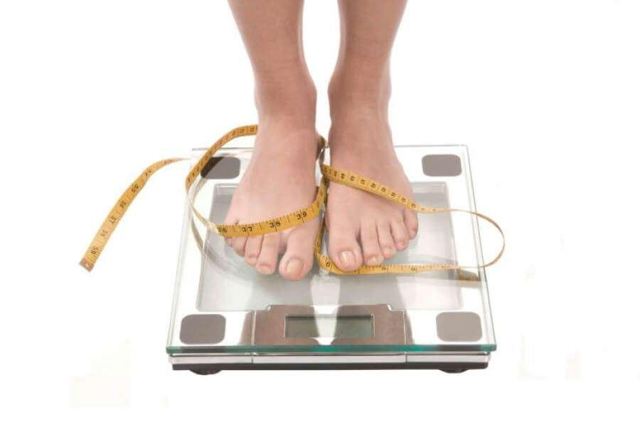 скачки веса