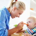 Питание ребёнка до одного года.