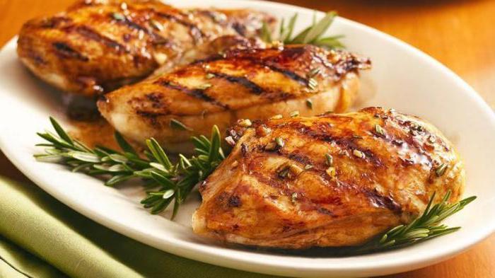куриная грудка по гречески