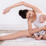 Похудеть после родов.