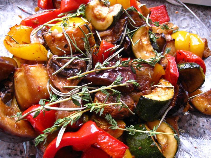 маринад к овощам