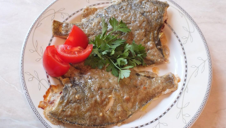 комбала готовое блюдо