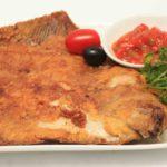 Рыба камбала по Дюкану.