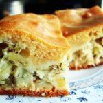 Рыбный пирог по-Дюкановски.