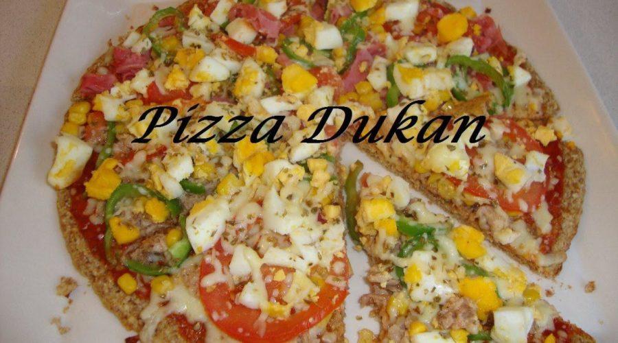 Третий этап. Пицца по Дюкану.