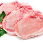 Свинина и картофель