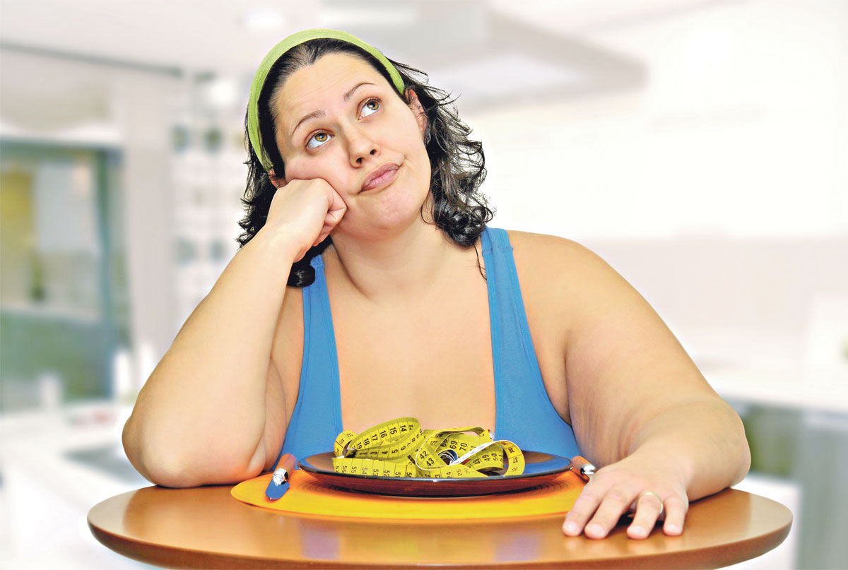Почему трудно похудеть при гипотериозе