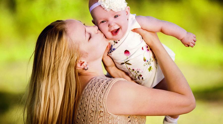развитие ребёнка до года