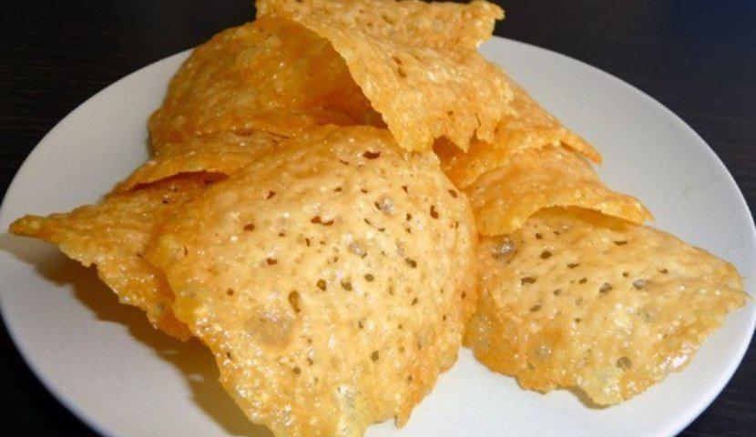 сырые чипсы