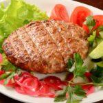 Рецепт бифштекса из мяса сои.