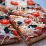 Диетическая пицца по Дюкану.