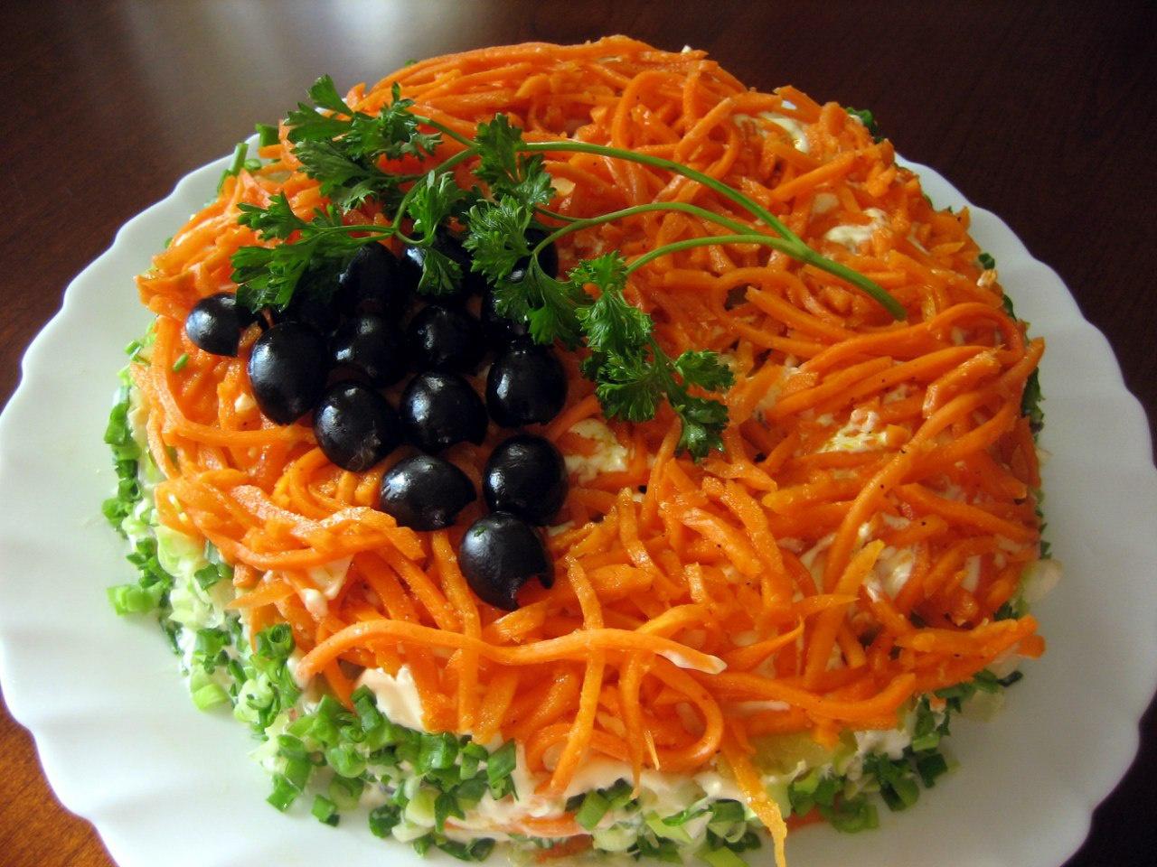 этом многообразии салат вечеринка рецепт с фото кого этом