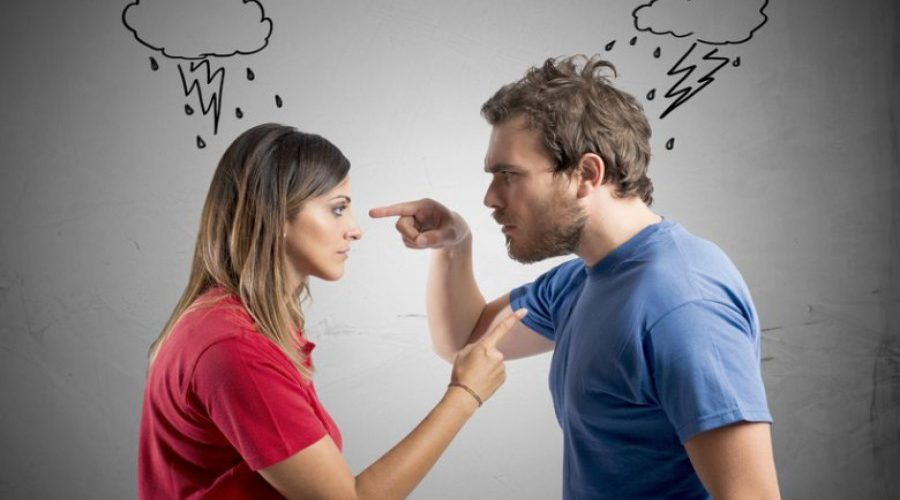 Неверность партнёра