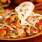 Лепёшка мексиканская, тортилья рецепт.
