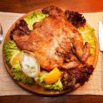 Как приготовить цыплёнка табака в духовке с хрустящей корочкой