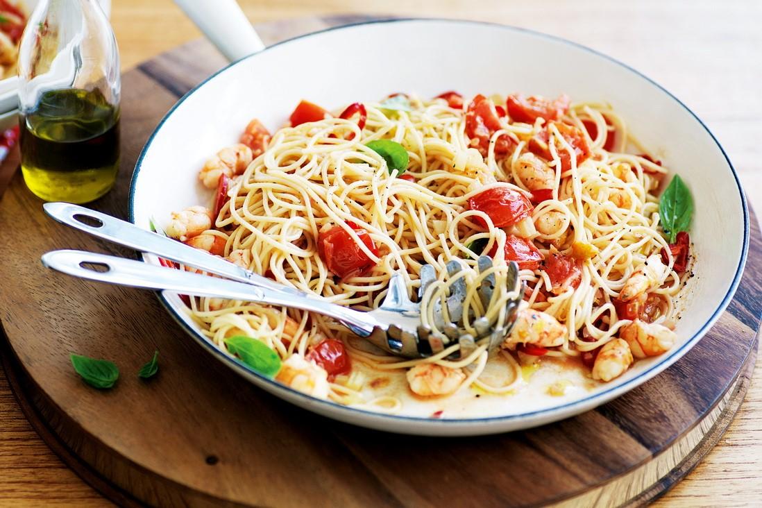 Большое спасибо, италия открытка спагетти